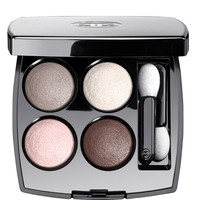 LES 4 OMBRES MULTI-EFFECT QUADRA EYESHADOW - LES 4 OMBRES - Chanel Makeup