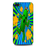 Running Cactus For iPhone 5 | 5S Case