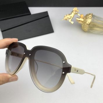 DIOR Women Men Personality Sun Sunglasses Glasses