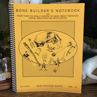 The Bone Builder's Notebook, Vol. 10 by Lee Post