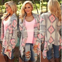 Knitted Fall Cardigan Mavodovama