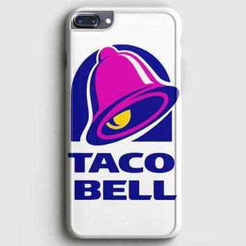 Taco Bell  Tshirt White iPhone 7 Plus Case
