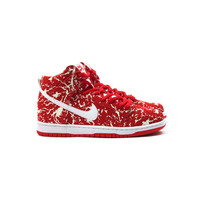 Nike Dunk High Premium Sb Challenge Red/ White