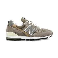 New Balance Made in USA M996 in Gray