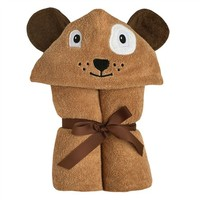 Hooded Towel - Puppy Dog