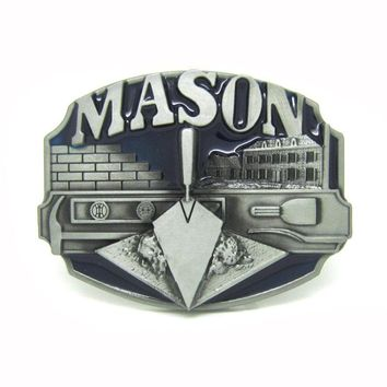 Wide Belt Men Buckle