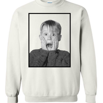 'Home Alone' Sweatshirt
