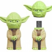 Star Wars USB Flash Drive - Yoda