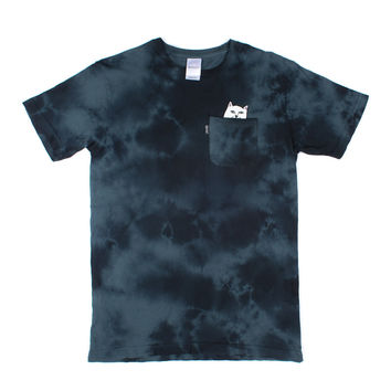 Lord Nermal Tie Dye Pocket tee