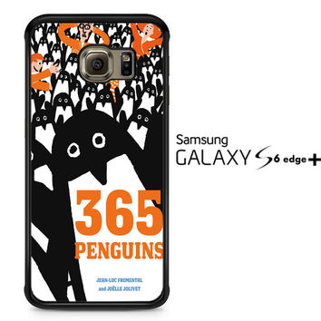 365 penguins book Y1988 Samsung Galaxy S6 Edge Plus Case