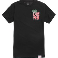 Diamond Supply Co Palm T-Shirt - Mens Tee - Black -