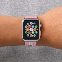 Personalized Cartoon Doggy Apple Watch Band