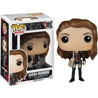 ORPHAN BLACK - SARAH MANNING POP!