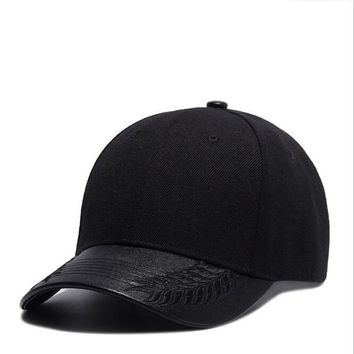 Trendy Winter Jacket 2018 fashion snapback spring baseball cap Canvas gorras bone embroidery caps grinding winter hats for men and women casquette AT_92_12
