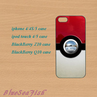 iphone 4 case,iphone 5 case,ipod touch 4 case,ipod touch 5 case,Blackberry z10 case,Blackberry q10--ball,in plastic and silicone