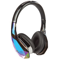 Monster Diamond Tears Edge Black On-ear Headphones - Default
