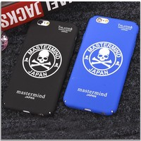 Japan Brand MasterMind Matte Case For IPhone 5s se 6 6s 7