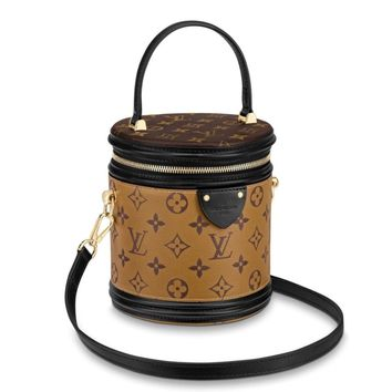 BRAND NEW & RARE 2018 AUTHENTIC LOUIS VUITTON CANNES BAG M43986 Reverse Monogram