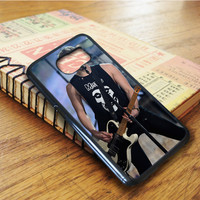 Luke Hemmings 5 Seconds Of Summer Samsung Galaxy S6 Edge Case