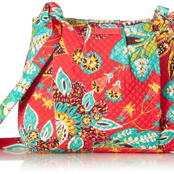 Vera Bradley Hadley Crossbody, Signature Cotton