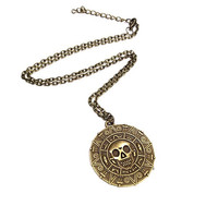 Pirates Treasure Costume Necklace