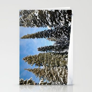 Targhee Trees Stationery Cards by Lindsey Jennings Photography