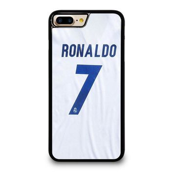 RONALDO CR7 JERSEY REAL MADRID iPhone 7 Plus Case Cover