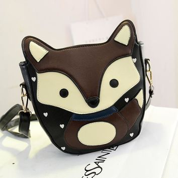 Lovely Cartoons Stylish One Shoulder Bags [6582215111]