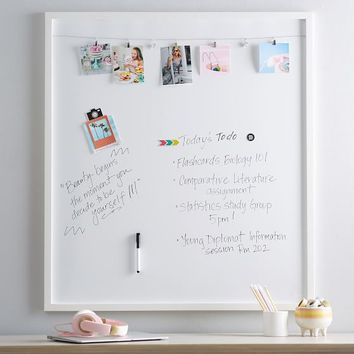 No Nails Oversized Dry-Erase Board