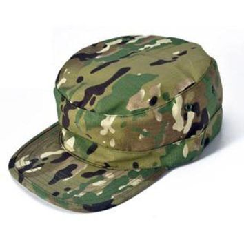 DCCK8JO Camouflage Hiking - Camping Hat