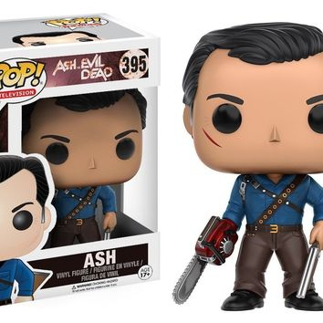 Ash - Ash vs. Evil Dead Funko Pop! Figure #395
