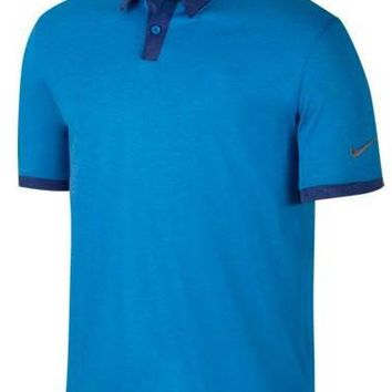 Nike Golf Shirts Dry Heather Polo