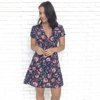 Sweet Innocence Floral Dress