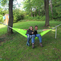 Ultra Light Camping Hammock