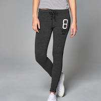 Womens Sport Fleece Leggings | Womens Clearance | Abercrombie.com