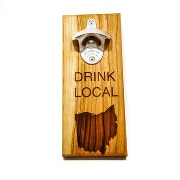 Drink Local - Bottle Opener