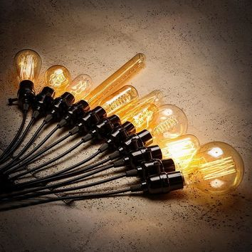 Vintage LED Edison Light Bulb