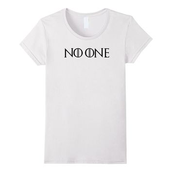No One Cool Ironic Funny Neat T Shirt