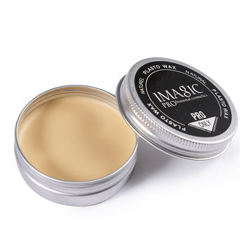 Nude Color Wound Scar Makeup Wax Cover Eyebrow Create Stage Effect Cosmetic Palette for Halloween Body Painting Nature Fake Cuts