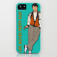 Ferris Bueller iPhone Case by Jazzberry Blue