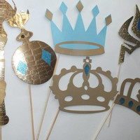 FROZEN PRINCESS photo booth props