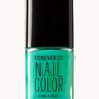 Emerald Jewel Nail Polish