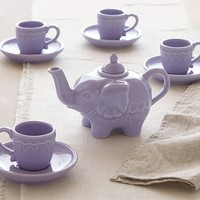 Elephant Tea Set | Pottery Barn Kids