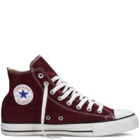 Converse - Chuck Taylor Fresh Colors - Hi - Burgundy