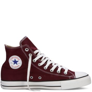 Chuck Taylor Fresh Colors - Burgundy - All Star - Converse.com