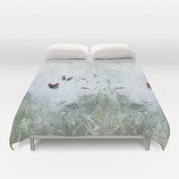 A Spell For Creation Duvet Cover by Anipani