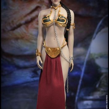 Star Wars Slave Princess Leia 1/6 figure