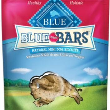 Blue Buffalo Bars Chicken/Cheddar Dog Mini Biscuits 8oz