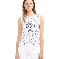 Tory Burch Tavia Shell
