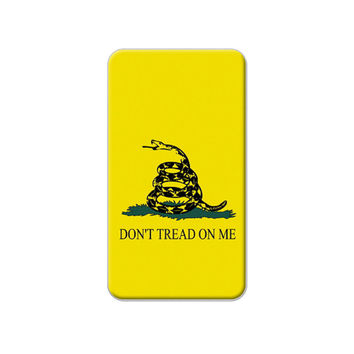 Gadsden Flag Don't Tread On Me Lapel Hat Pin Tie Tack